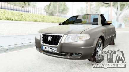 Ikco Samand Pickup v1 for GTA San Andreas
