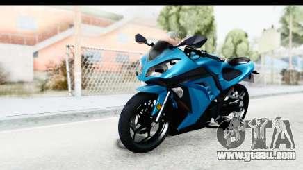 Kawasaki Ninja 300R for GTA San Andreas