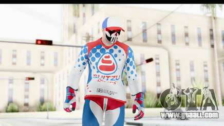 GTA 5 Online Cunning Stunts Skin 2 for GTA San Andreas