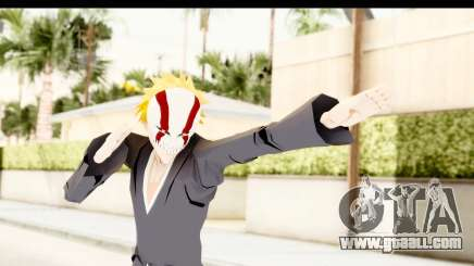 Bleach - Ichigo v3 for GTA San Andreas