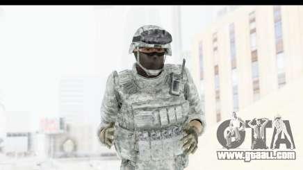 Global Warfare USA for GTA San Andreas