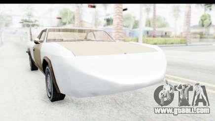 Tampa Daytona for GTA San Andreas