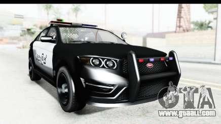 Sri Lanka Police Car v1 for GTA San Andreas