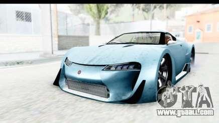 GTA 5 Emperor ETR1 v2 IVF for GTA San Andreas