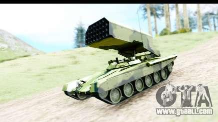 TOS-1A for GTA San Andreas