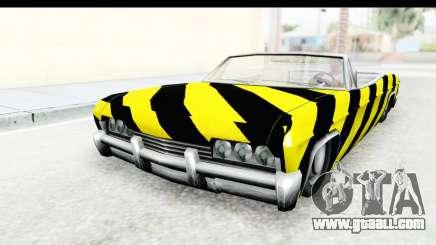 Blade New PJ for GTA San Andreas