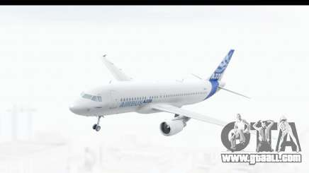 Airbus A320-200 Industrie MSN 1 2005 - 2012 for GTA San Andreas