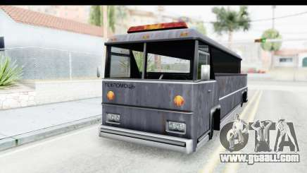 Towbus for GTA San Andreas