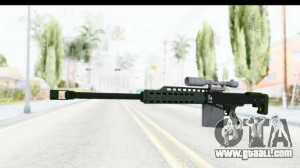 GTA 5 Vom Feuer Heavy Sniper for GTA San Andreas