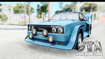 GTA 5 Obey Omnis for GTA San Andreas
