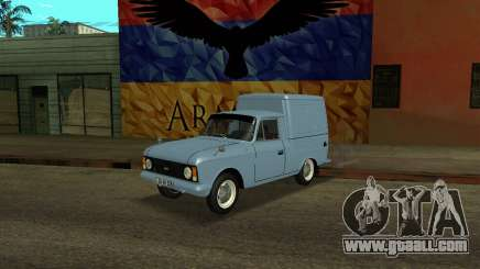 Moskvich 2715 Armenian for GTA San Andreas