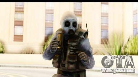 CS:GO - SAS for GTA San Andreas