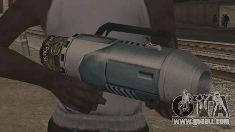 Spudgun from Bully SE for GTA San Andreas