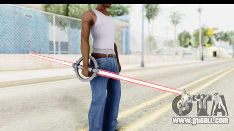 Inquisitor Lightsaber v1 for GTA San Andreas