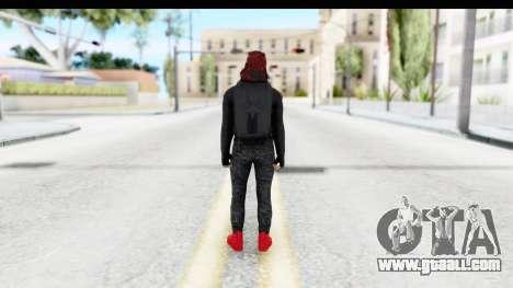 Skin Random 4 from GTA 5 Online for GTA San Andreas third screenshot