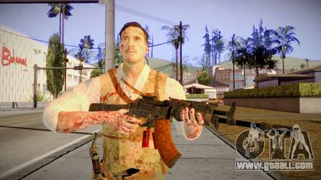 Black Ops 3 - Edward Richtofen for GTA San Andreas third screenshot
