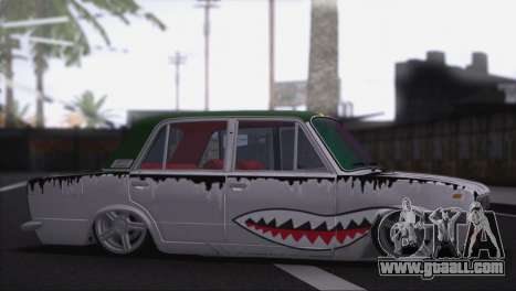 VAZ 2103 Beast for GTA San Andreas left view