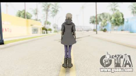 Shuuya Kano (Kagerou Project) for GTA San Andreas third screenshot