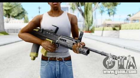 L85 for GTA San Andreas third screenshot