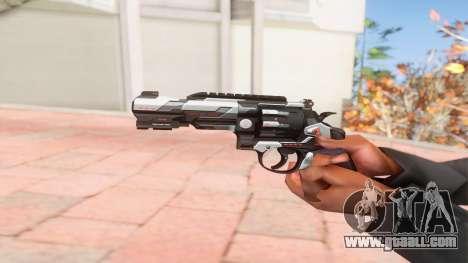 R8 Revolver Reboot for GTA San Andreas