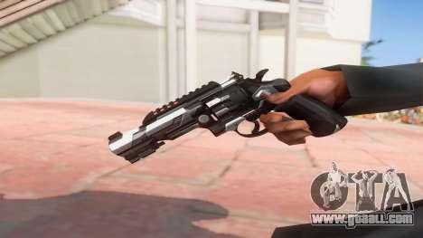 R8 Revolver Reboot for GTA San Andreas second screenshot