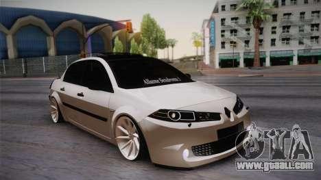 Renault Megan for GTA San Andreas