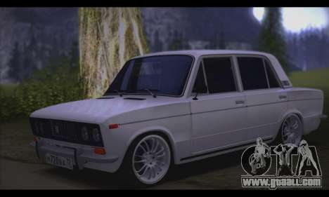VAZ 2106 Steele for GTA San Andreas