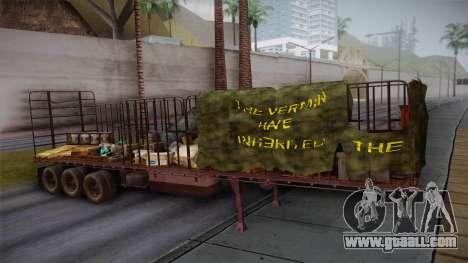 Mack R600 v1 Trailer for GTA San Andreas