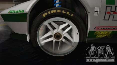 Lancia Stratos for GTA San Andreas inner view