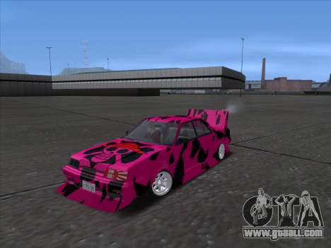 Toyota Supergt for GTA San Andreas