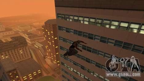Immortality CJ for GTA San Andreas second screenshot