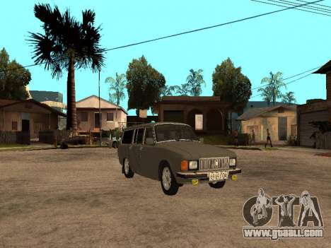 GAS 31022 for GTA San Andreas