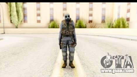 CS:GO - SAS for GTA San Andreas second screenshot