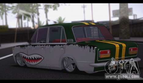 VAZ 2103 Beast for GTA San Andreas right view