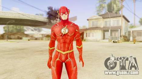 Injustice God Among Us Flash New 52 Edited Model for GTA San Andreas