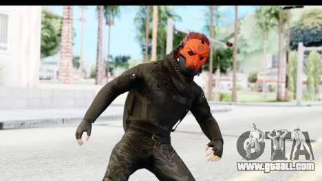 Skin Random 4 from GTA 5 Online for GTA San Andreas