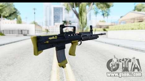 L85 for GTA San Andreas second screenshot