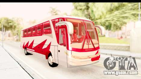 Smaga Bus for GTA San Andreas right view