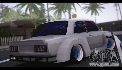 VAZ 2105 Sport for GTA San Andreas back left view