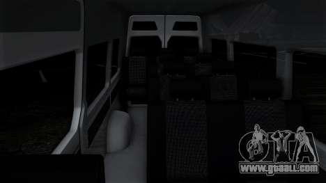 Mercedes-Benz Sprinter for GTA San Andreas engine