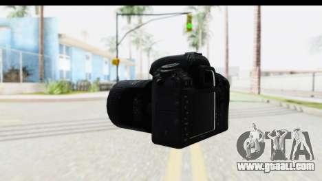Nikon D600 for GTA San Andreas second screenshot