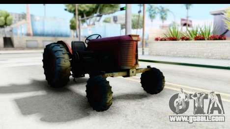 Fireflys Tractor for GTA San Andreas right view