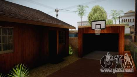 New Big Smoke House for GTA San Andreas third screenshot