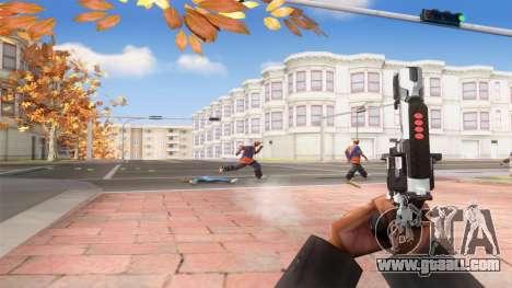 R8 Revolver Reboot for GTA San Andreas third screenshot