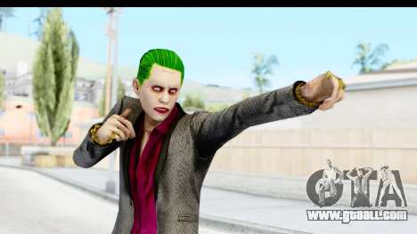 Suicide Squad - Joker v2 for GTA San Andreas