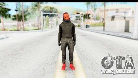Skin Random 4 from GTA 5 Online for GTA San Andreas second screenshot