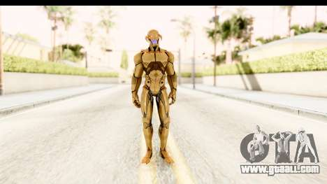 Marvel Heroes - Ultron Gold AoU for GTA San Andreas second screenshot