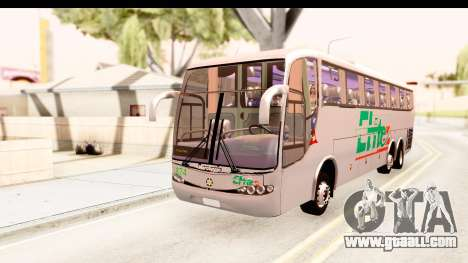 Marcopolo Paradiso Interstate Of Mexico for GTA San Andreas