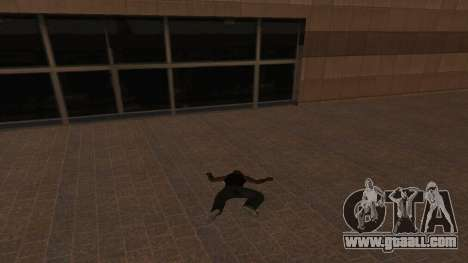 Immortality CJ for GTA San Andreas third screenshot