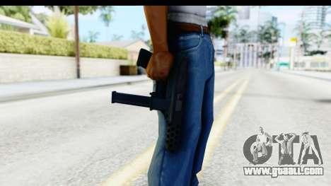 CS:GO - Tec-9 for GTA San Andreas third screenshot